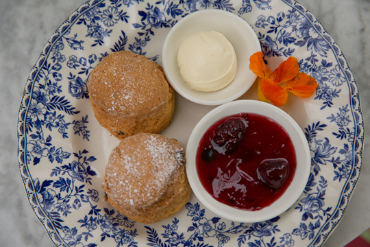 High Tea at the Vaucluse House Tearooms