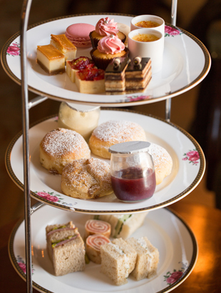 Afternoon Tea at The Langham, Sydney
