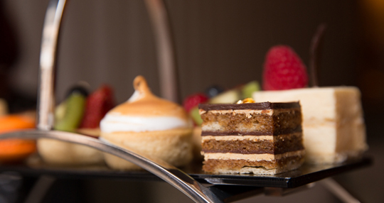 Afternoon Tea at the Sofitel Sydney Wentworth