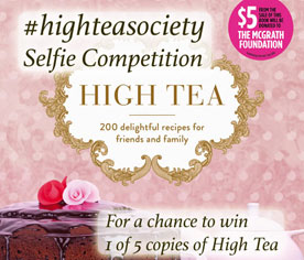 High Tea Society Selfie Competition