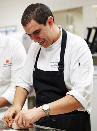 Youssef Aderdour, Pastry Chef, InterContinental Hotel Sydney