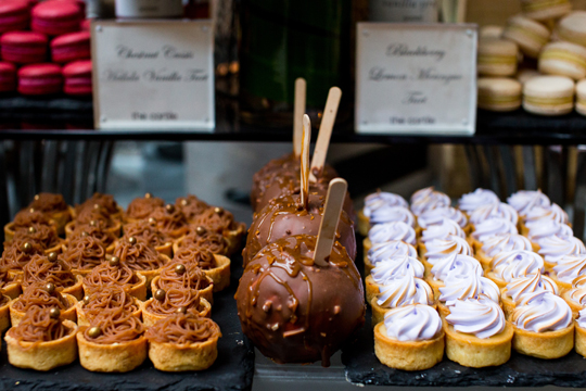 Valrhona High Tea Buffet