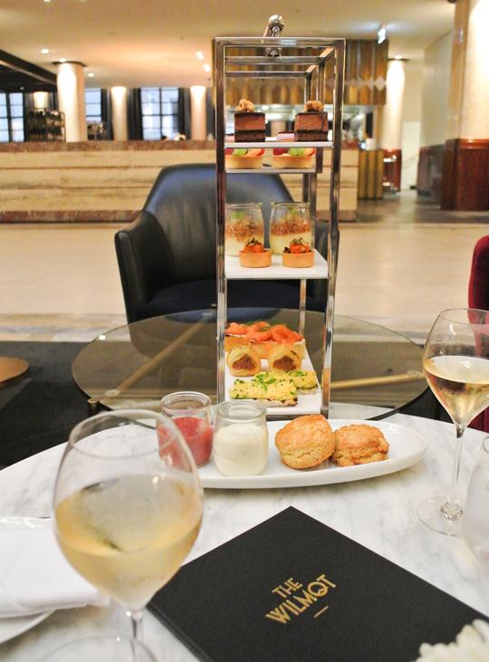 High Tea at Primus Hotel Sydney