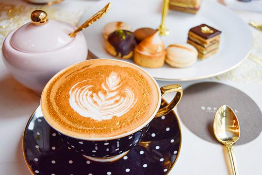 High tea at the Sofitel Sydney